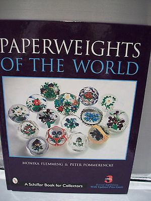 Paperweights of the World Flemmng & Pommerencke w/Price 2000