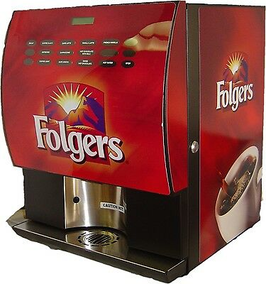 Coffee Vending Machine Progema Venus For Flavored Coffee Cappuccino Chocolate
