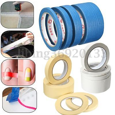 Multicolor Detailing Clean Peel UV Resistant Painting Masking Tape Car House New