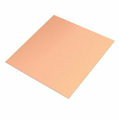 New 1pc 0.5 x 100 x 100MM 99.9% Pure Copper Cu Metal Sheet Foil