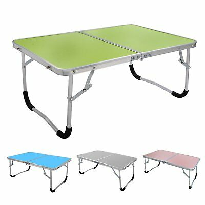 2FT Portable Outdoor Picnic Camping BBQ Reading Folding GREY GREEN PINK Table