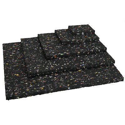 ➔ Protective Mat Terrace Surface from Granulate Rubber Underlay terrassenpad
