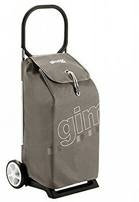 Gimi Italo Dove Grey Shopping Trolley luggage travel accessories waterproof new