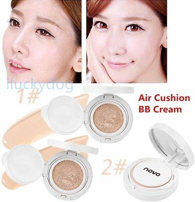 NOVO Profession Air Cushion BB Cream Concealer Natural Foundation Makup Cream PQ