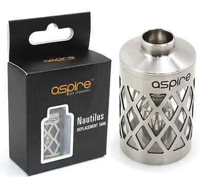 Aspire Nautilus Regular 5ml Hollowed Out Sleeve Tank w Glass SAME DAY US SHIP!