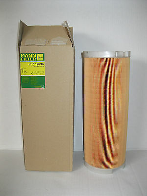 Lot of 4  Mann EDM Filters, H 15 190/16  Made in Germany