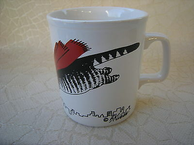 Vintage Kliban the Cat Mug Kiln Kraft Ironstone England