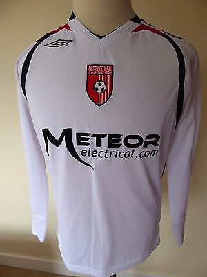 mens vintage DERRY shirt - size S great condition