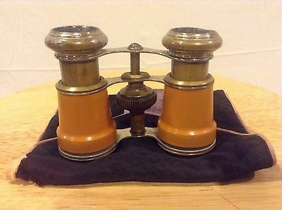 Sportiere Paris Opera Glasses - Antique, Early 1900's