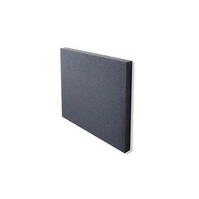 Pack 4 Panel reductor de ruido soporte mural 600x600mm gris