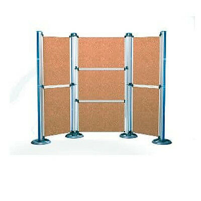 Display modular nobo Panel corcho A0