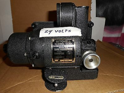 Mitchell I-Wag-24 Motion Picture Film Camera Motor