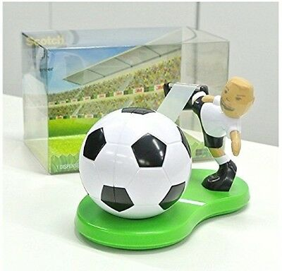 Scotch Magic Tape Dispenser Soccer (C35-Soccer)