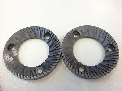Burrs! Nuova Simonelli MDX MDS Burr Set (steel) - Made in Italy - OEM
