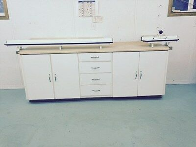 Biesemeyer Miter Saw Fence and Cabinet