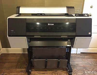"Epson Pro 7900 Printer 24"" wide Mint condition."
