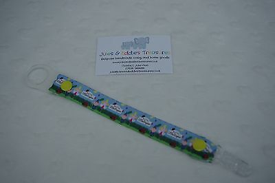 Dummies Clips ,Holder/Dummy/Soother/Pacifier/chain Ben & Holly's Little Kingdom