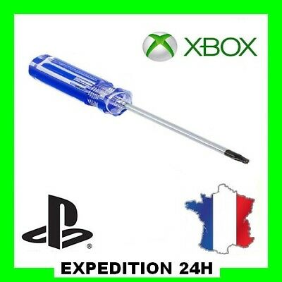 Tournevis Torx T8 Tamper screwdriverMicrosoft Xbox360 Ps3, Ps4 Top Pro Vendeur