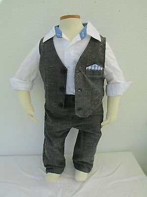 New baby Easter 3 piece Suit