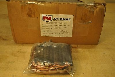 National Electric Carbon Brush 4-pack  T583 36A164453AA08