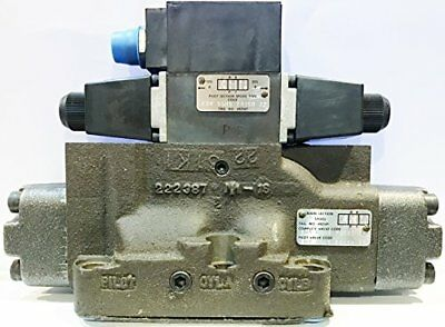 Bosch Rexroth AG Racine 657273 FD4 BSHS 706SD 62 110/115 Direct Hydraulic Valve