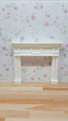 1/12 Scale Dollhouse Fireplace Mantle