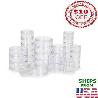 Bead Storage Containers 30 Darice Box Accessories Beads Jewelry Craft Supplies  sc 1 st  PicClick & DARICE CRAFT BEAD STORAGE BAG u0026 5 CASES--jewelry findings shoulder ...