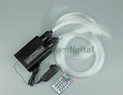 star Fiber light decoration optical fiber lamp 32w led+ 560pcsx0.75mmx4m fibres