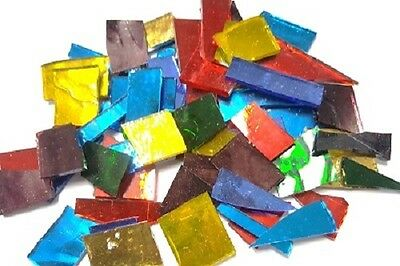 Shimmer Glass for Mosaics - Choose your Colour - 150grams