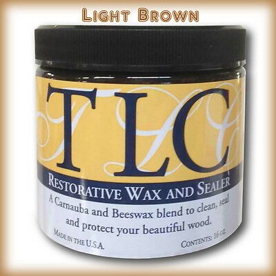 The finest wax and restorative for wood. Paint clean, polish, protect, seal.16oz