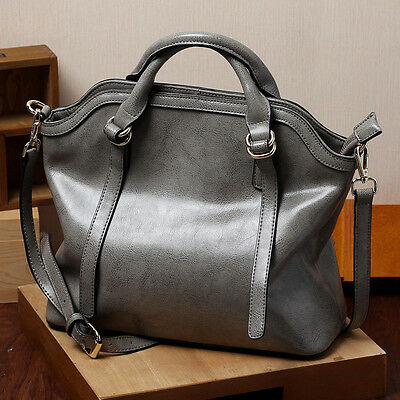 Womens Genuine Leather Handbag Shoulder Bag Messenger Satchel Bags wholesales