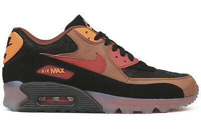 Nike Air Max 90 Ice Halloween QS Herren Schuhe EU 46 US 12
