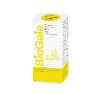 Biogaia Protectis Baby 5ml Fast Dispatch
