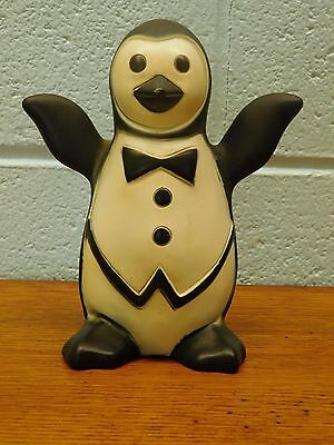 Vintage ~ Munsingwear Advertisement ~ Plastic Penguin Figure 1970's