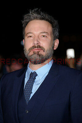 Ben Affleck Poster Picture Photo Print A2 A3 A4 7X5 6X4