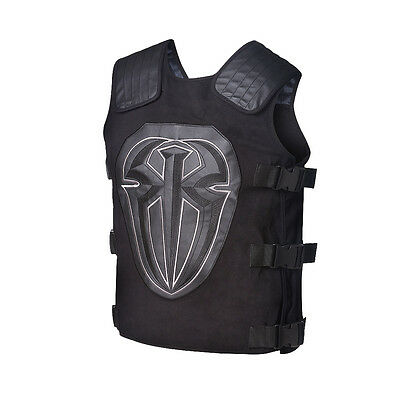 Wwe Roman Reigns Replica Vest Official New
