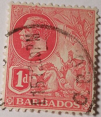 Barbados Scott#118   Used Stamp  ....worldwide Stamp