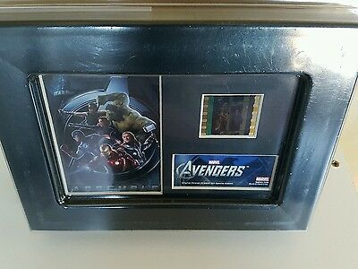 Avengers Movie Mini Film Cell