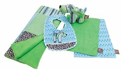 TRLB-100722-Trend Lab 5 Piece Gift Set, Dog Gone Cute
