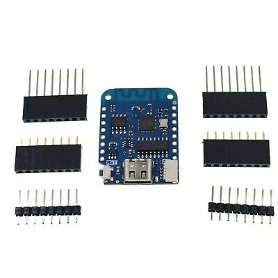 WeMos D1 Mini LATEST V2.3.0 UK Stock - Arduino NodeMCU WiFi Dev Board ESP8266
