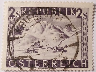 Austria Scott#513  Used Stamp..worldwide Stamps