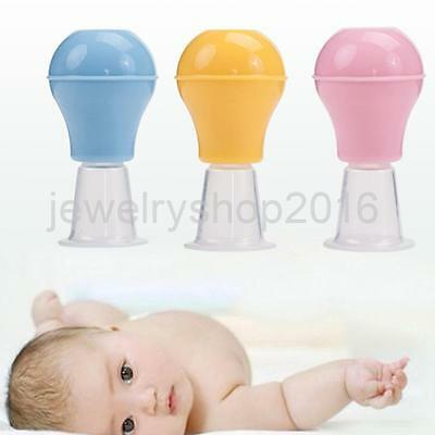 Mummy Silicone Nipple Suction Enlarger Sucker Nipple Puller Baby Breastfeeding