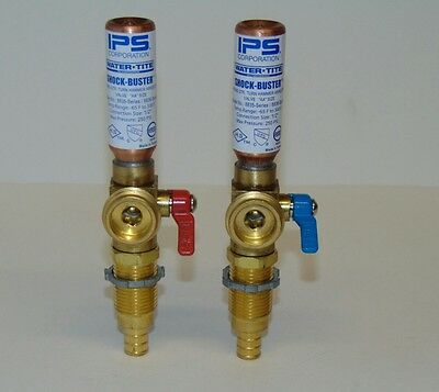 "1/4"" Turn Brass Ball Valves (1/2"" PEX Crimp)"