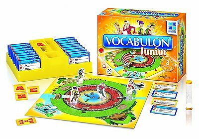Megableu - 560251 - Jeu Educatif - Vocabulon Junior