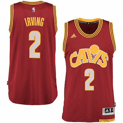 #2 Kyrie Irving Cleveland Cavaliers throwback NBA jersey Mens sizes Brand new!