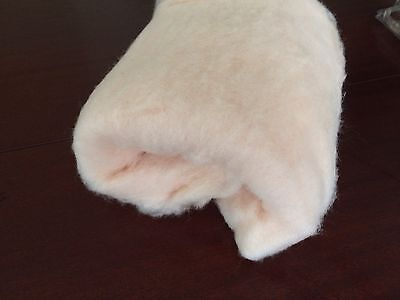 Uk Wool Fluff Poser Layer Photo Photography prop Newborn Flesh Peach