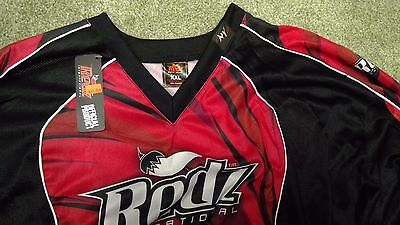 Redz Envy Paintball Jersey size XXL