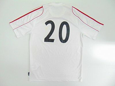 2009 2010 Adidas Grand Bodo IK Norway Norge away shirt jersey soccer retro S 20