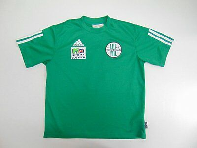 2004 2005 Adidas Mathopen IL Norway home shirt soccer old XS #3