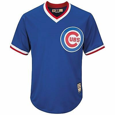 Chicago Cubs Cooperstown Collection Baseball Jersey